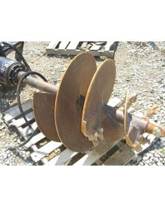 "Post Hole Auger 12""-18""-24""-30"" 36"""