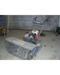 Power Sweeper Walk Behind