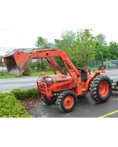 Tractor Diesel
