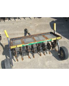 aerator, Towable-Corer