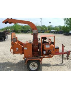 Brush Chipper 4""