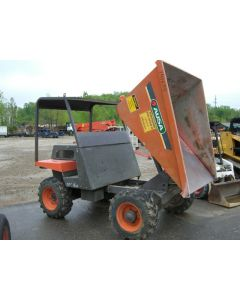 Power Wheelbarrow-2yd.