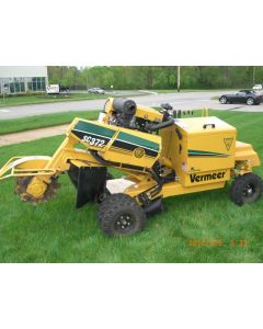 Stump Grinder Hyd. Driveable diesel