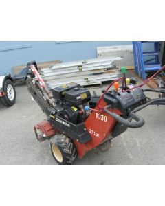 "Trencher 4"" wide 24"" or 36"" deep"