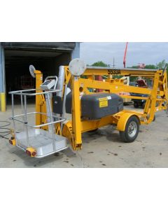 Lift Boom Towable 61 ft Working Height