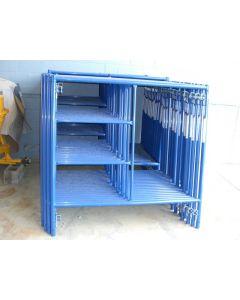 Scaffolding 5x5x7